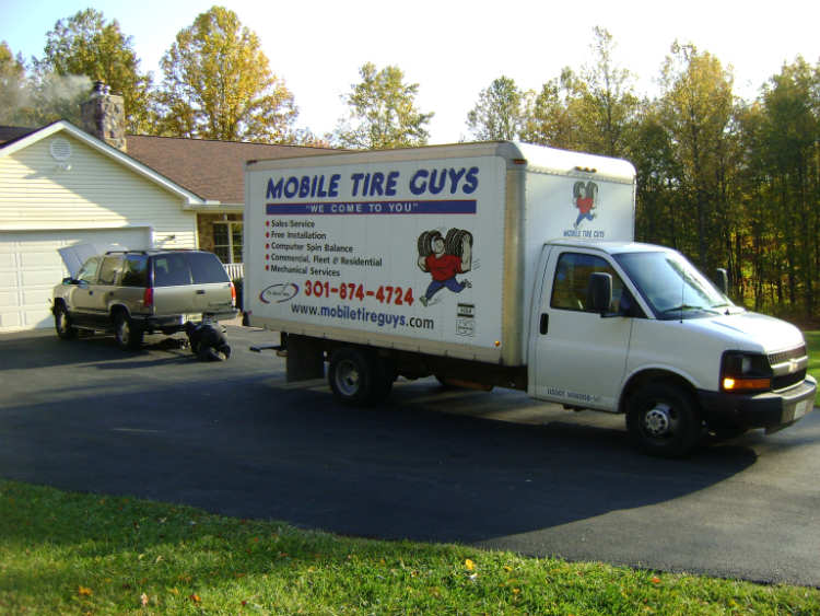 Mobile Tire Service >> About Tires And Mobile Auto Repair Frederick Maryland Mobile
